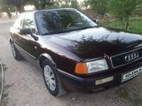 Audi 80 1993 года за 1 500 000 тг. в Туркестан – фото 4