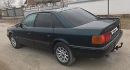 Audi 100 1993 года за 1 650 000 тг. в Шымкент – фото 4