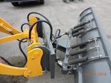 Установка навесного оборудования на погрузчик в Актобе – фото 2