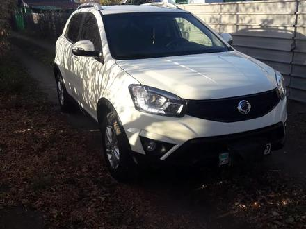 SsangYong Actyon 2016 года за 6 500 000 тг. в Караганда – фото 4