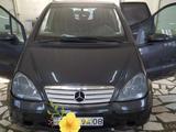 Mercedes-Benz A 140 2001 года за 2 000 000 тг. в Шу – фото 5