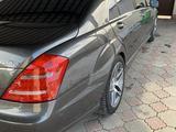 Mercedes-Benz S 63 AMG 2007 года за 8 000 000 тг. в Алматы – фото 3