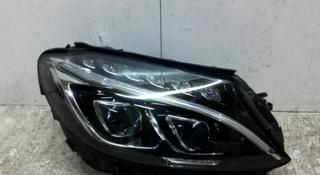 Фара Mercedes-Benz C-Class W205 передняя правая за 240 000 тг. в Алматы