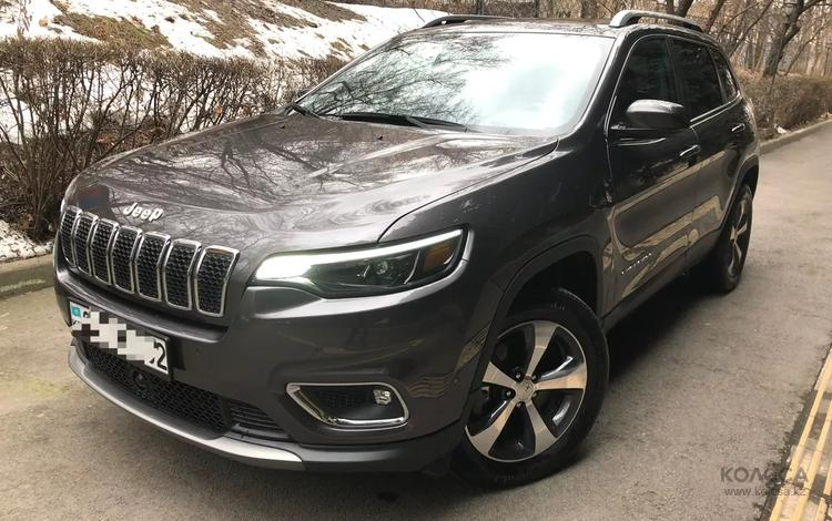 Jeep Cherokee 2019 года за 16 850 000 тг. в Алматы