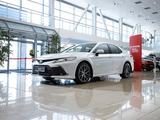 Toyota Camry Luxe 2021 года за 18 790 000 тг. в Алматы