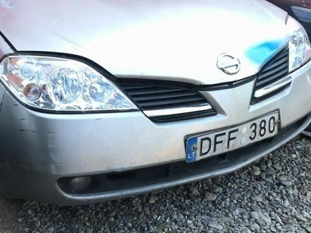 Задний фонарь на Nissan Primera p12 за 1 000 тг. в Алматы – фото 5