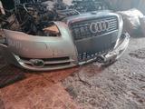 Бампер в сборе (решетка, противотуманки, усилитель) на Audi a4 b7 за 100 000 тг. в Алматы