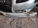 Бампер в сборе (решетка, противотуманки, усилитель) на Audi a4 b7 за 100 000 тг. в Алматы – фото 3