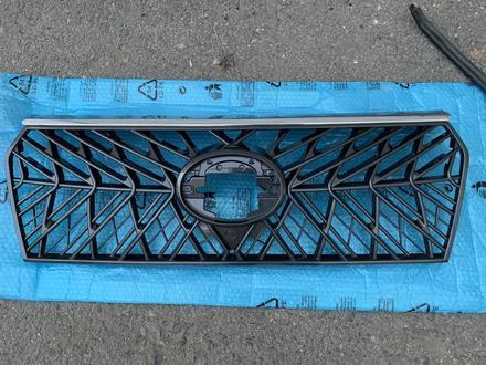Решетка радиатора TRD для Toyota Land Cruiser Prado 150 за 45 000 тг. в Алматы