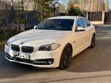 BMW 520 2014 года за 10 800 000 тг. в Нур-Султан (Астана)
