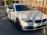 BMW 520 2014 года за 10 800 000 тг. в Нур-Султан (Астана) – фото 2