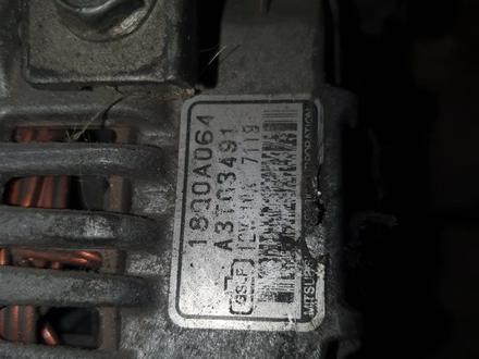 Генератор 4g69 mivec за 20 000 тг. в Алматы – фото 3