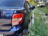 ВАЗ (Lada) Granta 2190 (седан) 2012 года за 2 100 000 тг. в Денисовка – фото 4