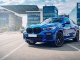 BMW X6 2020 года за 45 500 000 тг. в Алматы – фото 2