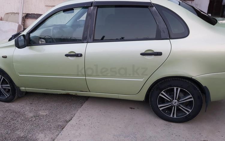 ВАЗ (Lada) Kalina 1118 (седан) 2006 года за 1 100 000 тг. в Алматы