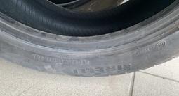 Шины Pirelli Cinturato P7 235/45/18 пара за 40 000 тг. в Нур-Султан (Астана) – фото 3