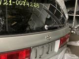 Крышка багажника Toyota mark2 qualis привозная с японии за 30 000 тг. в Алматы – фото 2