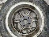 Титан диски с летними покрышками за 45 000 тг. в Семей – фото 4