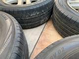 Резина с дисками Subaru 215/60/16 (лето) за 100 000 тг. в Алматы – фото 5