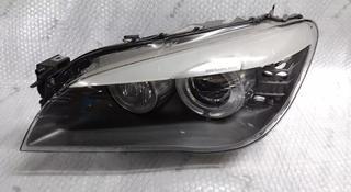 Левая фара BMW 7 f01 Dynamic Xenon за 230 000 тг. в Алматы