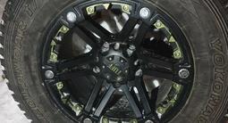 Колеса диски и шины на Land Cruiser 100 за 280 000 тг. в Алматы