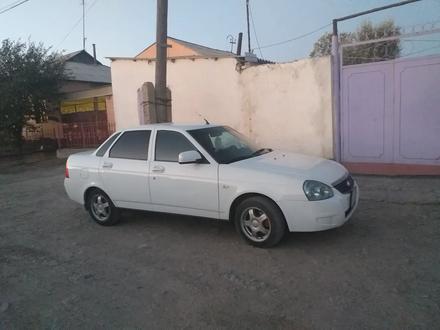 ВАЗ (Lada) 2170 (седан) 2012 года за 1 500 000 тг. в Туркестан