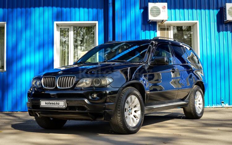 BMW X5 2005 года за 6 000 000 тг. в Караганда