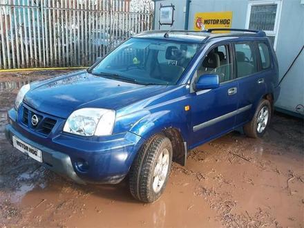 Nissan X-Trail 2003 года за 385 084 тг. в Темиртау