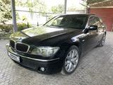 BMW 740 2005 года за 5 500 000 тг. в Алматы – фото 2