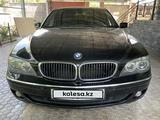BMW 740 2005 года за 5 500 000 тг. в Алматы – фото 3