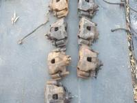 Суппорт тормозной передний Мазда 6 2.3-3.0 литра за 10 000 тг. в Караганда