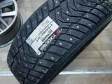 215/55/17 YOKOHAMA iG65 шипованные за 39 000 тг. в Актау