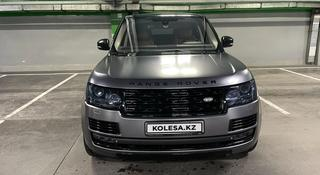 Land Rover Range Rover 2015 года за 31 000 000 тг. в Нур-Султан (Астана)