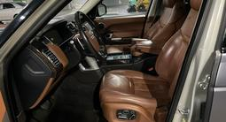 Land Rover Range Rover 2015 года за 31 000 000 тг. в Нур-Султан (Астана) – фото 4