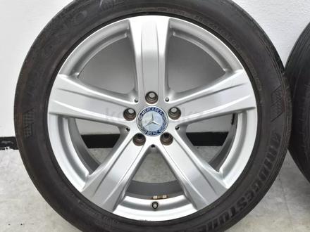 Колеса r18 на Mercedes w222, 221 оригинал за 330 000 тг. в Алматы – фото 3