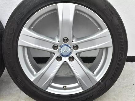 Колеса r18 на Mercedes w222, 221 оригинал за 330 000 тг. в Алматы – фото 6