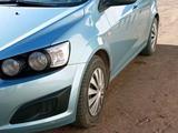 Chevrolet Aveo 2012 года за 3 300 000 тг. в Караганда – фото 4