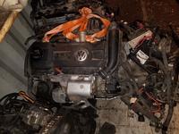 Двс мотор двигатель VW Tiguan Passat b6 1.4 Turbo за 450 000 тг. в Алматы
