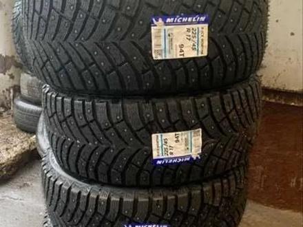 Шины Michelin 245/45/r17 Xice North4 за 73 500 тг. в Алматы