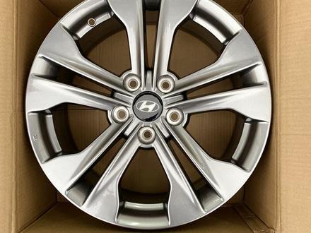 R17/5*114.3 Hyundai за 170 000 тг. в Алматы – фото 3