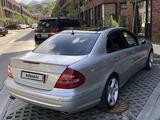 Mercedes-Benz E 350 2005 года за 5 200 000 тг. в Алматы – фото 5