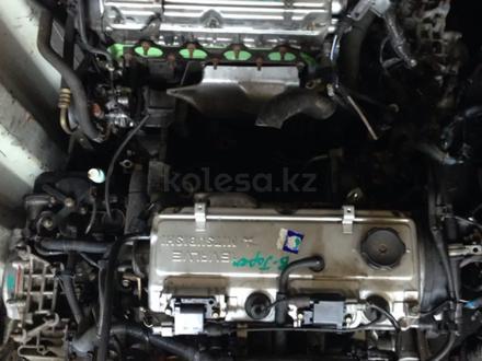 Двигатель и коробка 4G63 2.0 за 200 000 тг. в Алматы