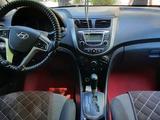 Hyundai Solaris 2014 года за 3 750 000 тг. в Шымкент – фото 3