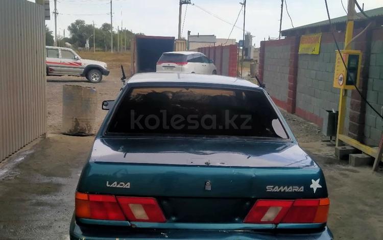 ВАЗ (Lada) 2115 (седан) 2001 года за 370 000 тг. в Талдыкорган