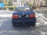 Volkswagen Vento 1992 года за 1 200 000 тг. в Тараз – фото 2