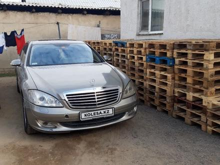 Mercedes-Benz S 550 2005 года за 3 500 000 тг. в Алматы