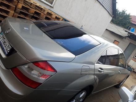 Mercedes-Benz S 550 2005 года за 3 500 000 тг. в Алматы – фото 2
