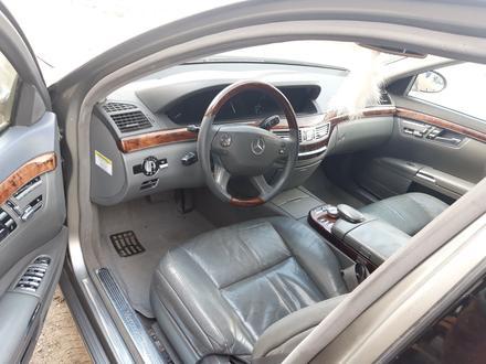 Mercedes-Benz S 550 2005 года за 3 500 000 тг. в Алматы – фото 3
