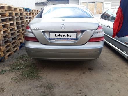Mercedes-Benz S 550 2005 года за 3 500 000 тг. в Алматы – фото 4