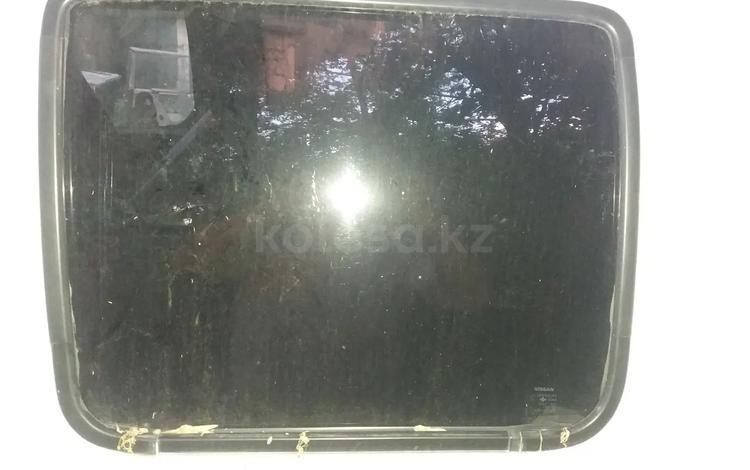 На пикап нп300 стекло зад. Левое за 35 000 тг. в Алматы
